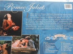 Romeo & Juliet Remastered Widescreen Laserdisc Duplo Oferta na internet
