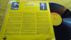 Vinil Aldo Parisot Kodaly Sonat A For Cello Alone Bach Etc na internet