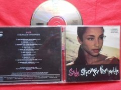 Sade Lovers Rock Live Promise Diamond Life Stronger 5 Cd'S na internet