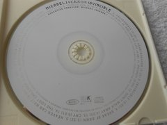 Michael Jackson Invincible Cd Original Brasil 2001 Sony na internet
