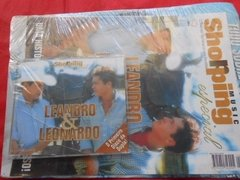 Leandro E Leonardo Shopping Music Especial Revista E Cd Novo