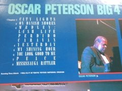 Oscar Peterson Big 4 Norman Granz Jatp '83 Live Japan Laser na internet