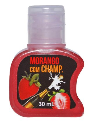 Gel Térmico Morango c/champa 30ml soft love