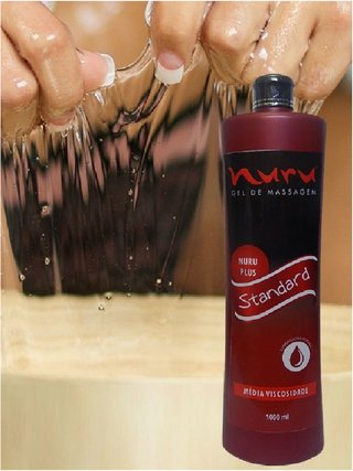Gel Para Massagem Nuru Standard c/1000ml
