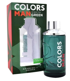 Colors Man Green de Benetton (200 ml)