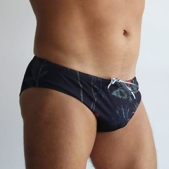 Sunga Brasilera Floreada - AMERICAN TOP UNDERWEAR