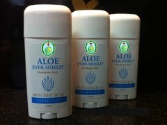 Desodorante ALOE EVER-SHIELD na internet