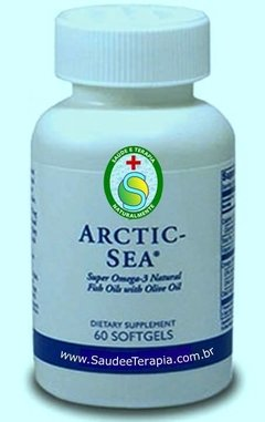 ÔMEGA-3 SUPER, Arctic Sea Fish Oil, Óleo de Peixes do Mar Ártico