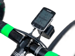 GARMIN EDGE MOUNT + OPTIONAL GO-PRO MOUNT