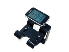 UPPER KIT - GARMIN EDGE MOUNT + BETWWEN-CLIPS BOTTLE CAGE FOR TT BIKE