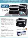 Impresora Brother Multifuncion Dcp-1617nw - comprar online