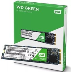 Ssd Wd Green 120gb M.2