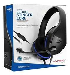 Auriculares Hyperx Cloud Stinger Core Ps4 en internet