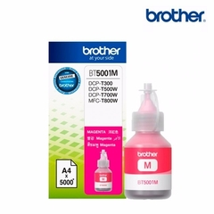Botella De Tinta Brother Bt5001 Magenta