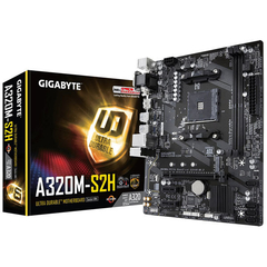 Mother Gigabyte A320m-s2h
