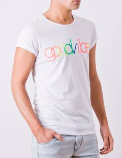 Remera Good Vibes - comprar online