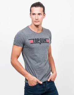 Remera Top Gun Gris en internet