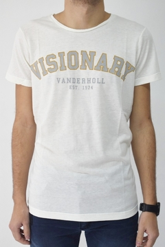REMERA VISIONARY CR - comprar online