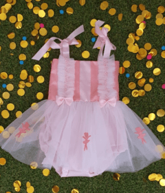 Little ballerina Romper