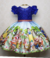 Snow White Custom Dress