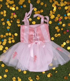 Little ballerina Romper on internet