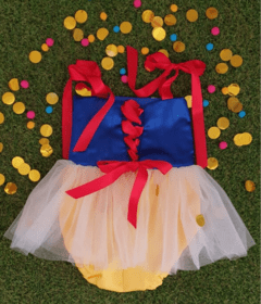 Snow White Romper on internet