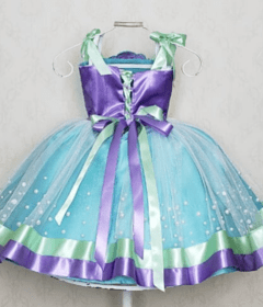 Little Mermaid Dress on internet