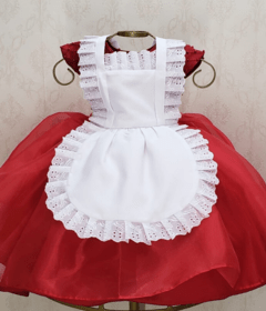 Little Red Riding Hood Dress on internet
