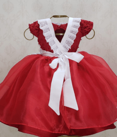 Little Red Riding Hood Dress - Yoyó Dresses
