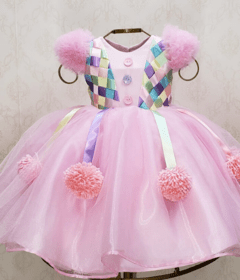 Vestido Circo Candy Color