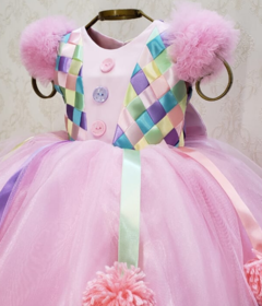 Circus Candy Color Dress - buy online