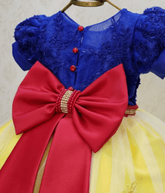 Snow White Dress - Yoyó Dresses
