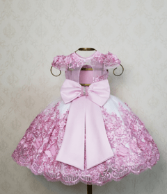 Pink Garden Dress on internet