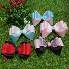 KIT 5 Ribbon Bow - BOM BOM