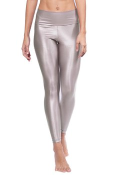 LEGGING FIT - SILVER