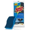 Esponja Anti-Aderente Scotch Brite MR Azul Com 3Un