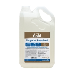 LIMPADOR AMONIACAL AUDAX GOLD 5 LT