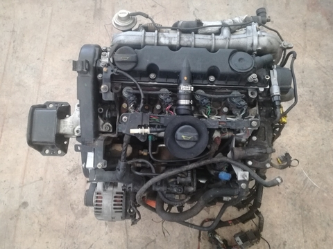 Motor Peugeot 2.0 Hdi Completo