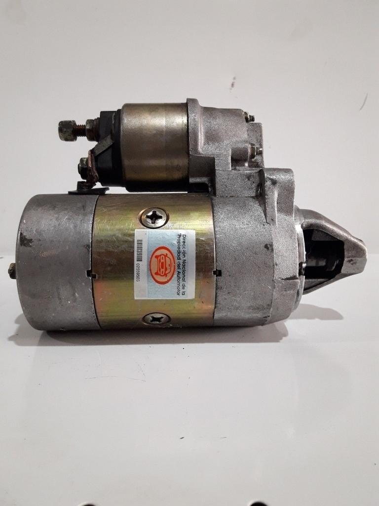 Motor de arranque//Starter nuevo /& depósito libre Fiat