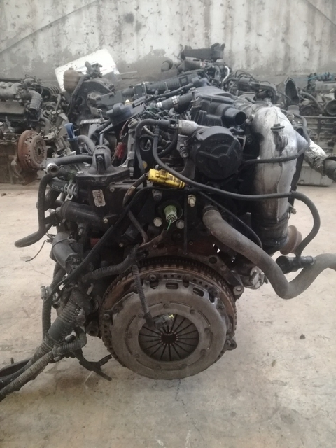 Motor Peugeot 2.0 Hdi Completo - Autopartes San Martin