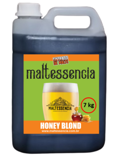 Kit Cerveja Artesanal Honey Blond bombona 70 litros