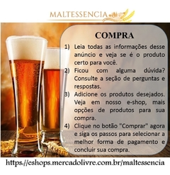 Cerveja Artesanal ( Honey Brown C/mel ) Kit Extrato 1kg na internet