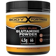 100% GLUTAMINA BODY FORTRESS 300G