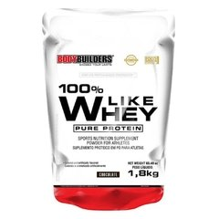 100% LIKE WHEY PURE PROTEIN 1.8Kg na internet
