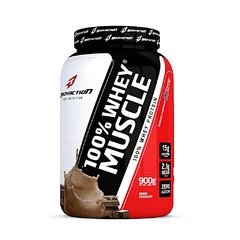 100% WHEY MUSCLE BODYACTION 900G - comprar online