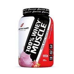 100% WHEY MUSCLE BODYACTION 900G na internet