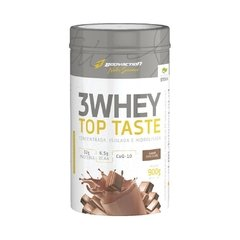 3WHEY TOP TASTE 900G na internet