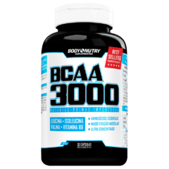 BCAA 3000 BODY NUTRY 30 CAPS