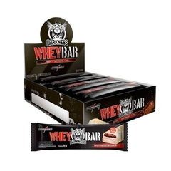 WHEY BAR DARKNESS CX 8 UNIDADES 90G