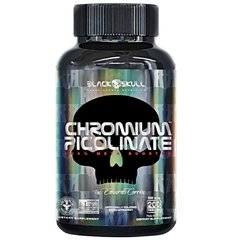 CHROMIUM PICOLINATE BLACK SKULL 200 TBS